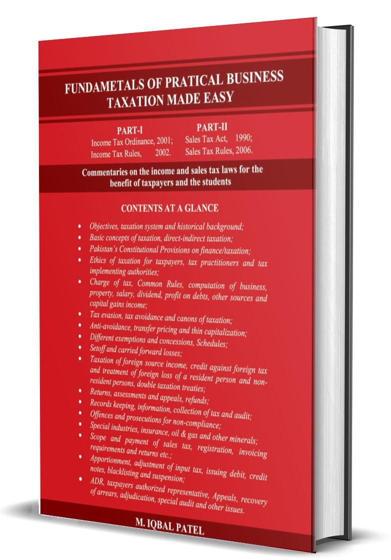 Picture of Fundamentals of Practical Business Taxation Made Easy