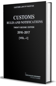 Picture of Customs Rules and Notifications