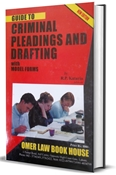 Picture of Guide to Criminal Pleadings and Drafting with Model Form