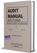Picture of Audit Manual with Forms (With Forms)