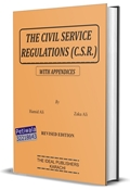 Picture of C.S.R. Civil Service Regulations with Appendices