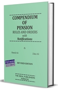Picture of Compendium of Pension Rules and Orders