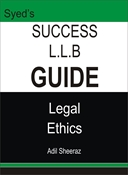 Picture of LLB Guide Legal Ethics