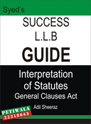 Picture of LLB Guide Interpretation of Statutes