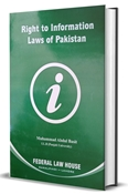 Picture of Right to Information Laws in Pakistan