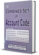 Picture of Combined Set of Account Code Vol. 1, 11, 111 & 1V