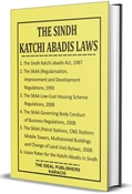 Picture of Sindh Katchi Abadis Laws