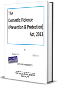 Picture of The Sindh Domestic Violence (Prevention & Protection) Act, 2013