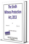Picture of The Sindh  Witness Protection Act, 2013